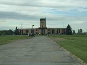 VOA Bethany Transmitter Building